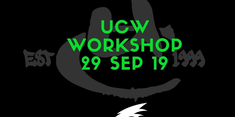 UCW Monthly Workshop Sept