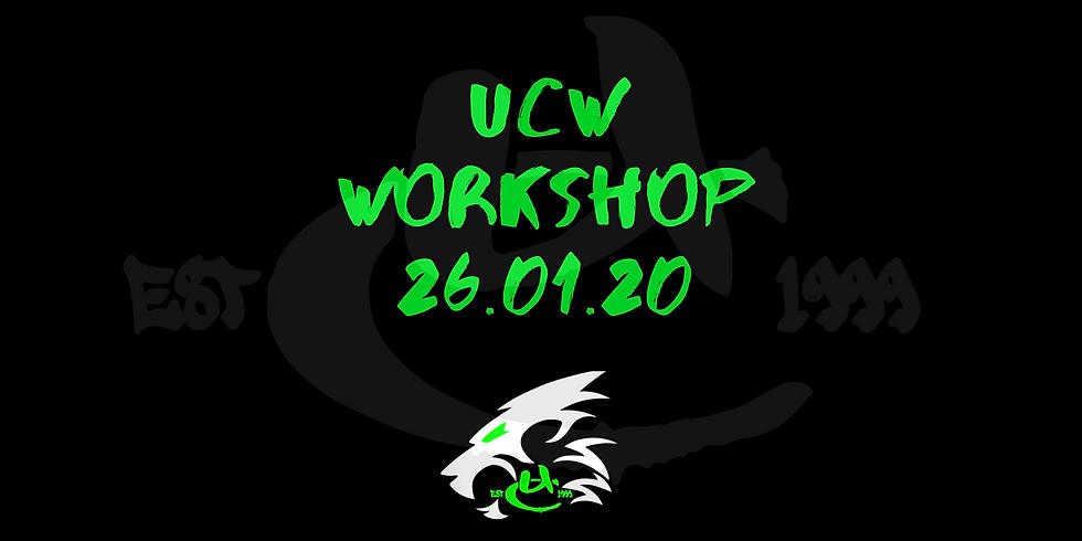 UCW Workshop January