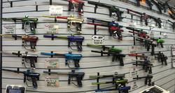 Speedball Guns