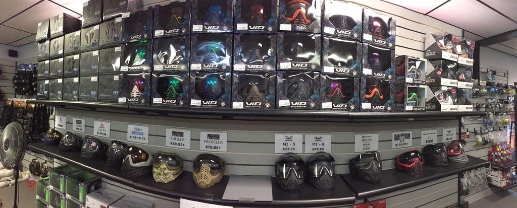 Goggles Galore!