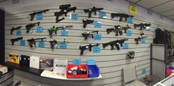 Used Gun Wall
