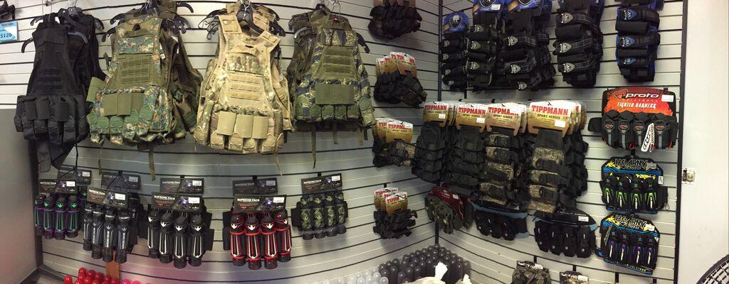Vests and Pod Packs