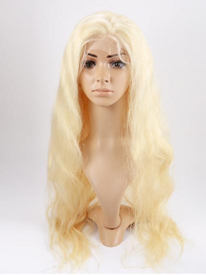 Front HD Lace Wig-Platinum
