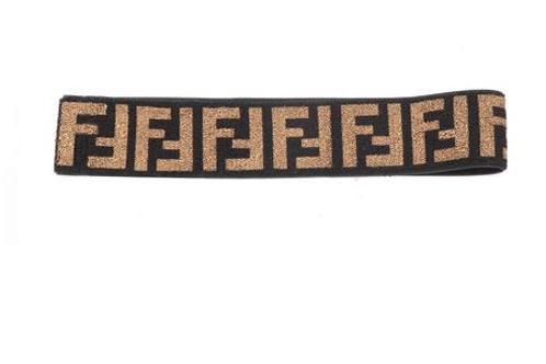 F Factor Headband Black