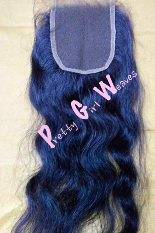 Raw Natural Wave LaceClosure