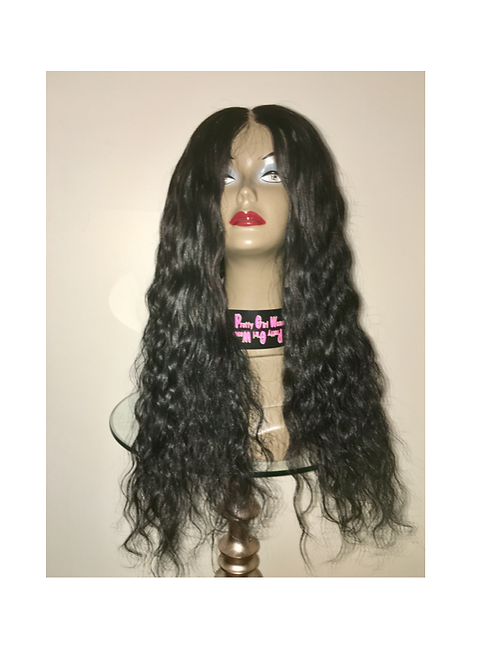 Isa Wig-RAW Collection Wavy