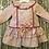 Thumbnail: Pink long sleeved dress