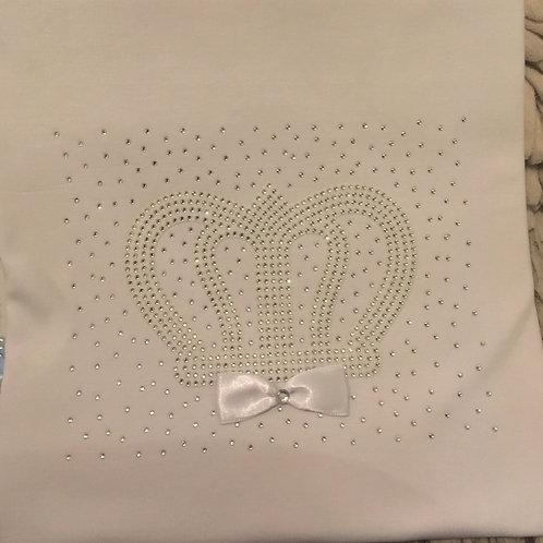 White Crown Blanket