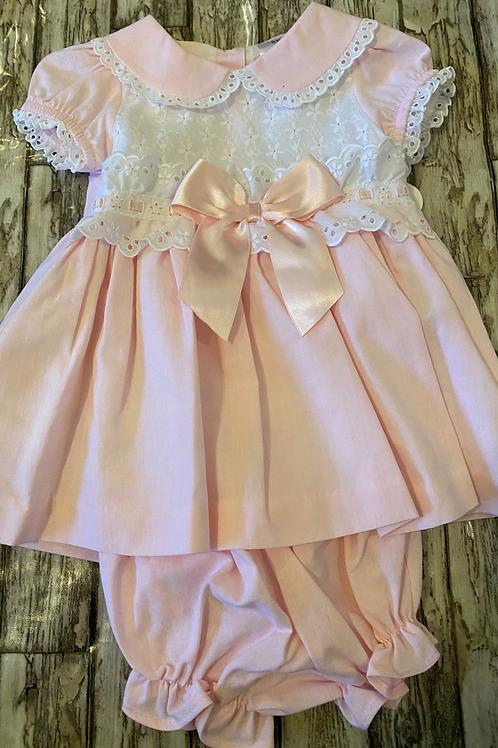 Pink Frilly dress