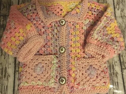 Handmade cardigan