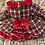 Thumbnail: Frilly tartan dress