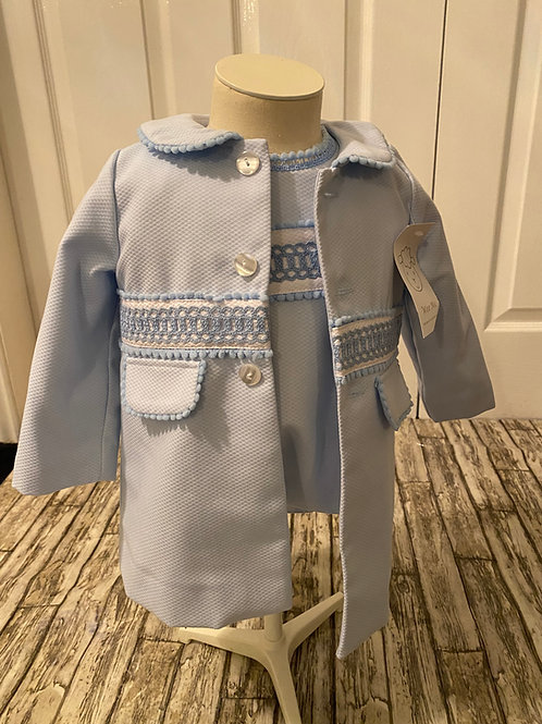 Blue spanish coat