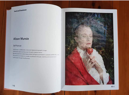 Alison Munsie featured in Loud and Luminous Annual 2019