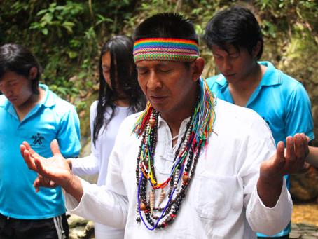 Con el SENA habitantes de resguardo indígena en Caldas apropian el inglés para promover turismo inte