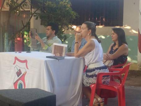 I.E Guarinocito promueve charla sobre integración familiar