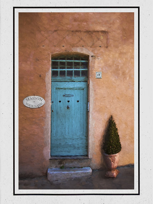 No 11 Blue Door