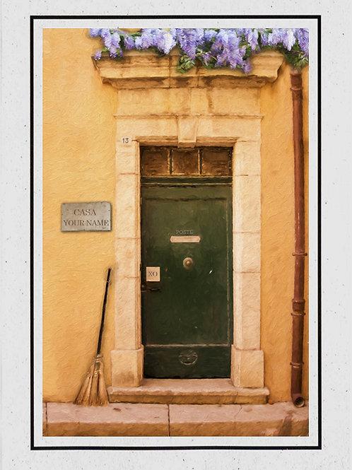 No 13 Green Door