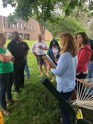 Group at Good Shepherd Montessori School