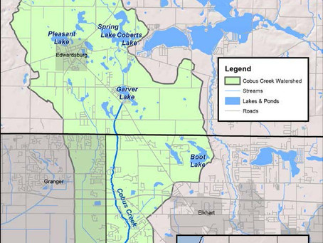 Cobus Creek Watershed Diagnostic Study