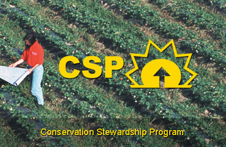 NRCS Taking Applications for Conservation Stewardship Program to Help Improve Working Lands