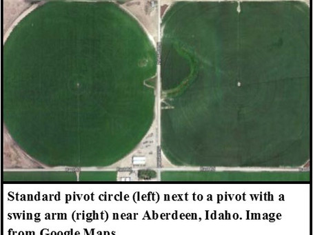 What To Do With Irrigation Pivot Corners