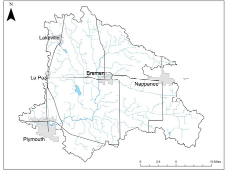 Headwaters Yellow River Watershed Planning Project