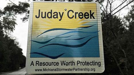 Juday Creek