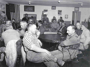 1960s farmers meeting