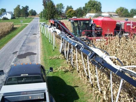 CCSI releasing Two Case Studies FeaturingHigher Yields& Healthier Soil