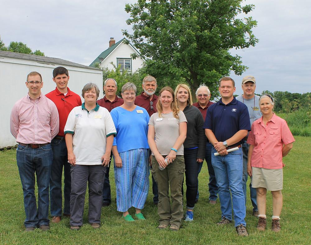2016 Legislator Conservation Tour