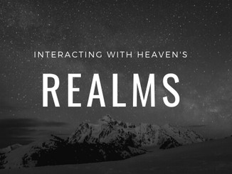 Interacting with Heaven's Realms