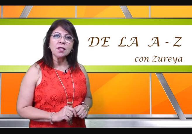 De la A a la Z Programa TV