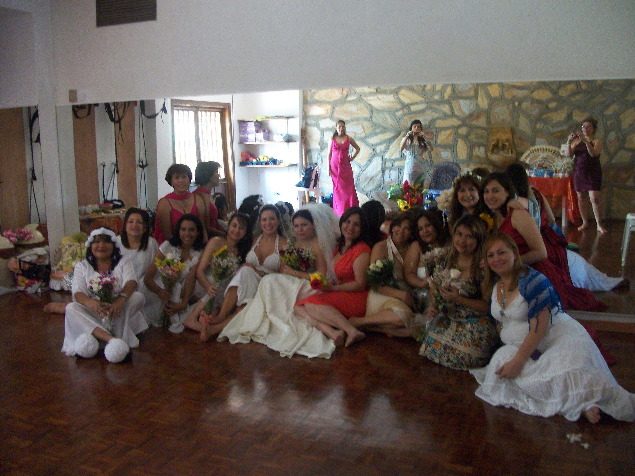 escuela evento 7Evento Final en la Escuela de Mujeres Sabias