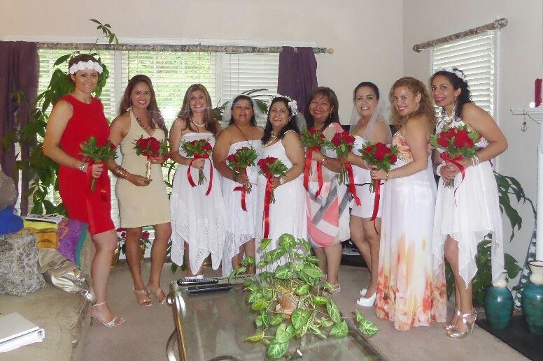 Evento Final en la Escuela de Mujeres Sabias