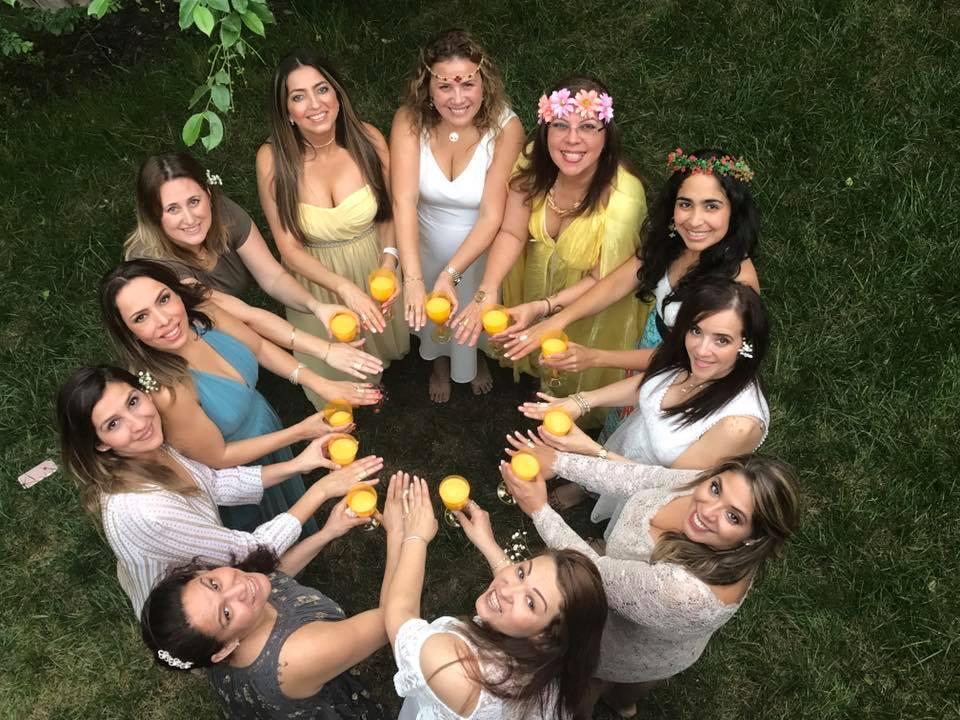 Ritual Escuela de Mujeres Sabias