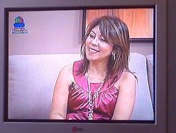 Zureya en TV Venezolana