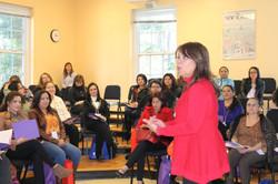 Conferencia 1 Latin American Asociation / mprendedoras La