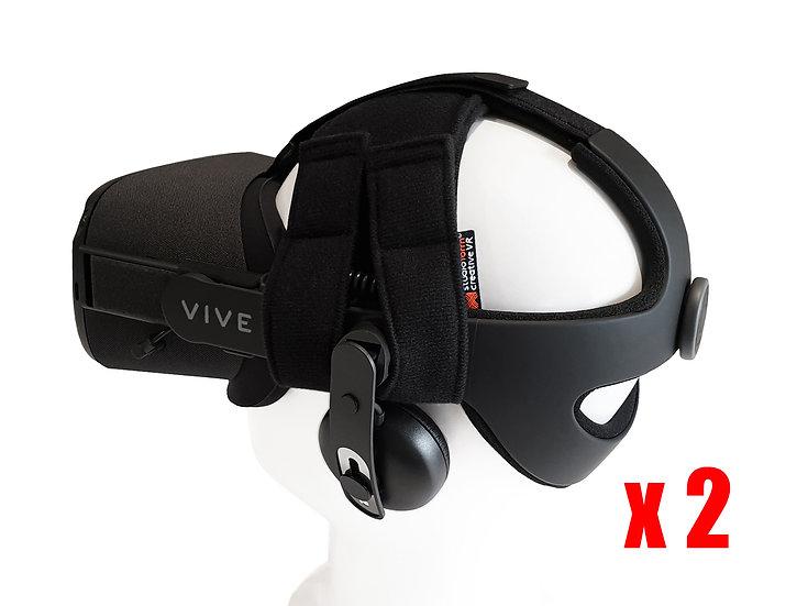 2X Combo Vive DAS Apache Strap