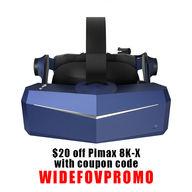 Pimax 8K-X promo code