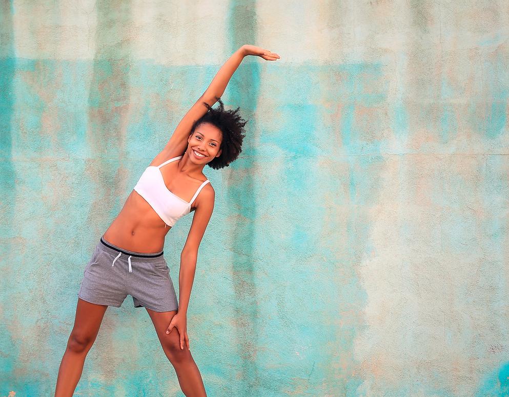 Movimente-se! Exercícios básicos de Ioga e dança para revitalizar seu corpo.