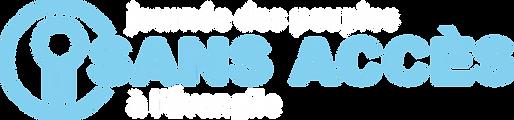 Logo Journée des Peuples Sans Accès à l'Évangile
