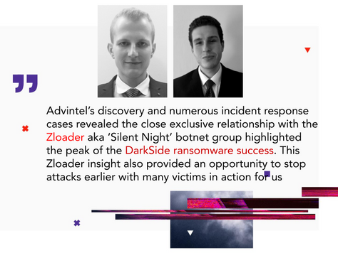 """From Dawn to """"Silent Night"""": """"DarkSide Ransomware"""" Initial Attack Vector Evolution"""