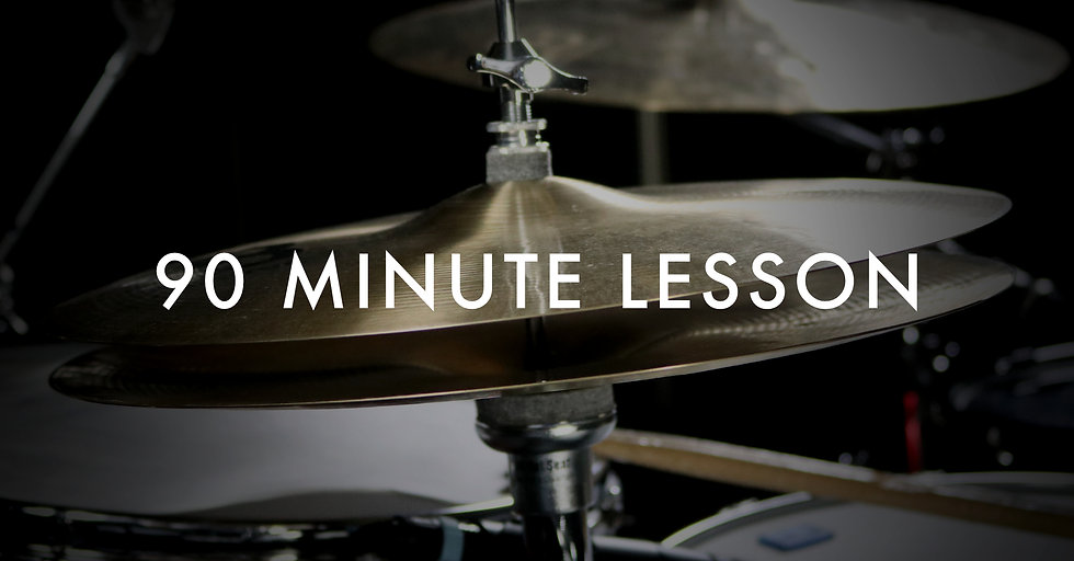 Single 90 minute Lesson