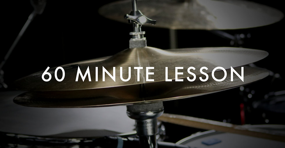 Single 60 minute Lesson