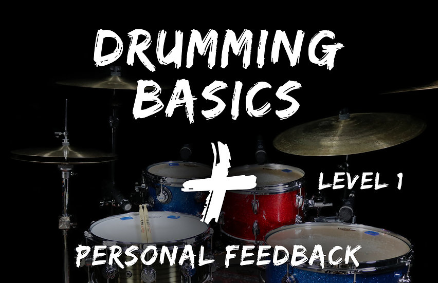 DRUMMING BASICS + level 1