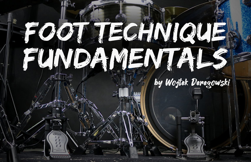 Foot Technique Fundamentals