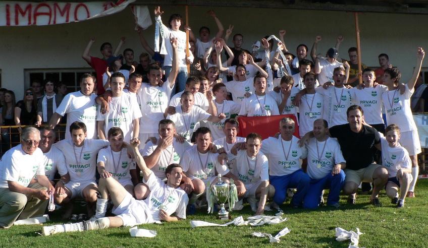 Prvaci 2008.