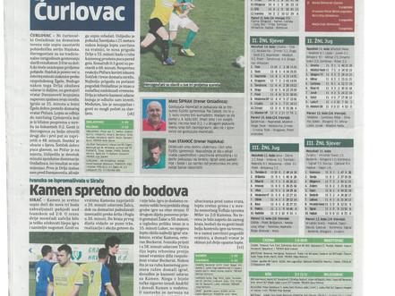 Hajduk pokorio Ćurlovac!
