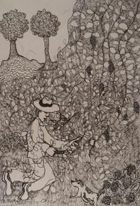 Artist As a Gardener 2