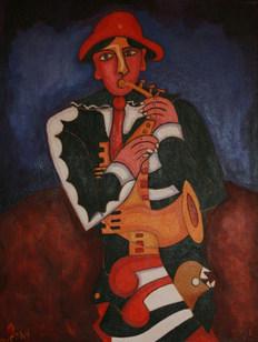 Saxophonist 1